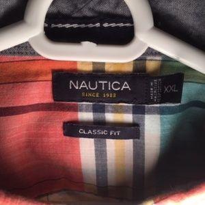 Nautica Shirts - Nautica XXL Plad Button Down